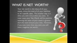 How to Calculate your Personal Net Worth
