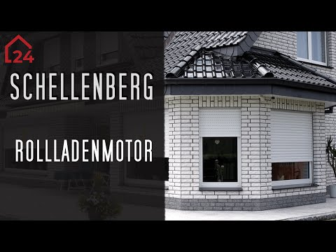 schellenberg rollladenmotoren rolll den elektrisch. Black Bedroom Furniture Sets. Home Design Ideas