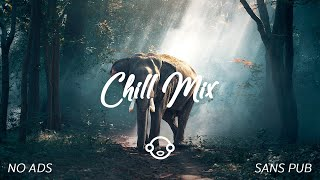 Ambient Chillout Mix - No Ads - Music to Work and Relax