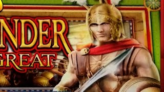 How Far Sexy Alexander Can Take Me? Alexander The Great Slot on Steriods!!! BIG WINS!!!