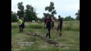 Туристический слет в Лопухово