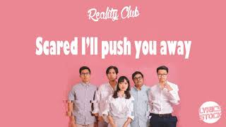 Reality Club - Is it the Answer (Lyric Video)🎵