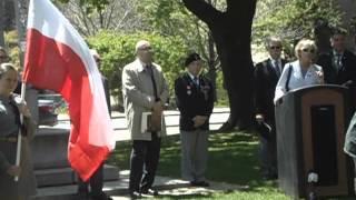 May 3rd Polish Constitution Day Celebration - Toronto 2012
