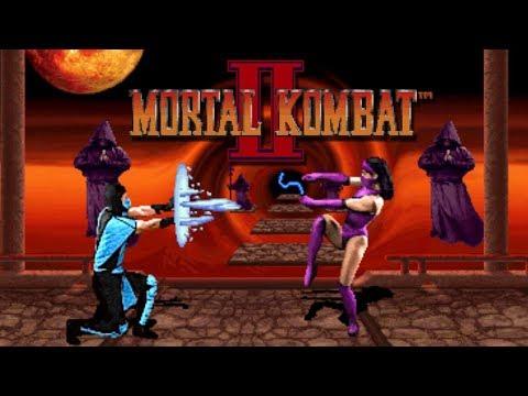 БИТВЫ С КЛАССИЧЕСКИМИ ПЕРСОНАЖАМИ • ЭЛИТНАЯ БАШНЯ Mortal Kombat 2