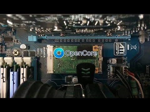 Установил OpenCore на отдельный SSD – лучшее решение для Хакинтоша!