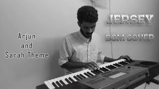 Jersey | Arjun and Sarah Theme | Adhento Gaani Vunnapaatuga (Marakkavillayae) Flute Version | Akash Thumb