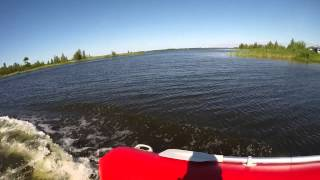 Рыбалка Озеро Белое