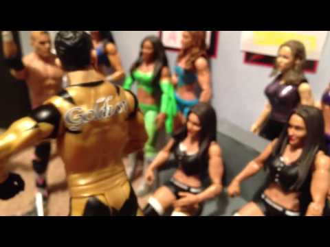 GTS TOTAL SLUTS: Bachelorette Party! WWE Total Diva