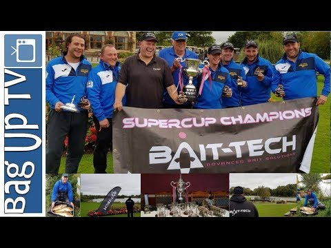 The Bait-Tech/Angling Times Supercup final 2017 at Barston Lakes - Vlog - Baguptv -