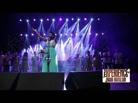 Experience with Diana Hamilton Ghana 2016 'Worship Intro' Live