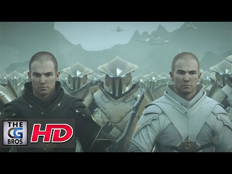 "CGI 3D Animated Trailers HD: ""KNIGHTS OF THE FALLEN EMPIRE: SACRIFICE"" - by Blur Studio"