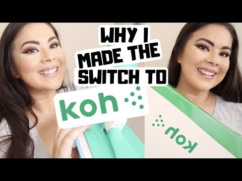 Koh Unboxing (Discount Code Included) | March 2019
