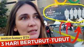 Download lagu KONSER BTS KEREN BANGET LUNA MAYA KE KOREA NONTON LANGSUNG 3 HARI BERTURUT-TURUT