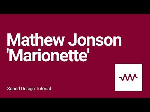How To Make The Arpeggio Sound For Mathew Jonson 'Marionette'