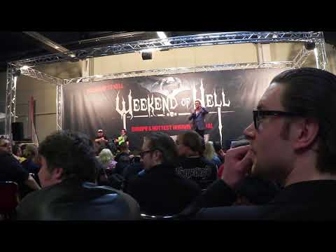 Weekend of Hell 2018 - Bruce Campbell Panel