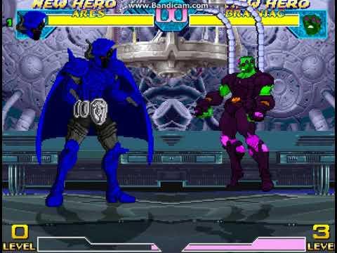 ARES (DC COMICS) - CLASSIC COMICS VERSION  MULTIVERSE