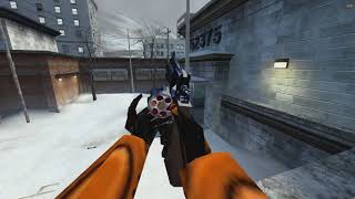 Source Mounting - Counter-Strike Source in Half-Life Source (Half-Life 1)