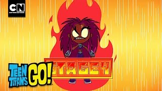 Stage Four Freakout I Teen Titans Go I Cartoon Network