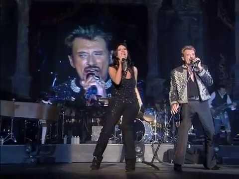Laura Pausini y Johnny Hallyday - La loi du silence (Live Bercy) (Subtitulado en español)