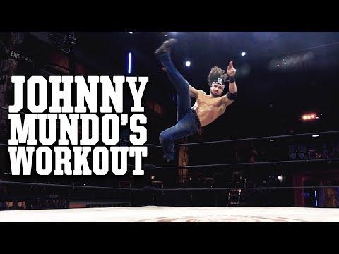 Extreme Workouts with Johnny Mundo - Lucha Underground