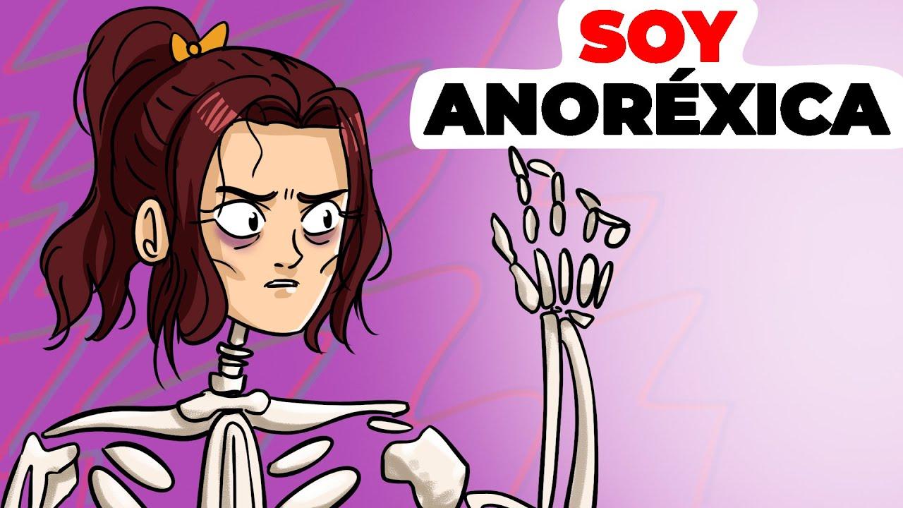 Soy anoréxica   Historia animada acerca de los extremos