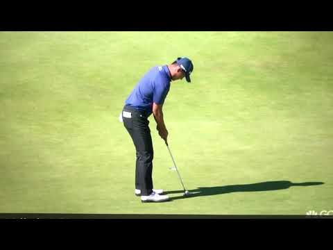 Danny Lee 6-putts, Slams Putter Into Bag And WDs From US Open