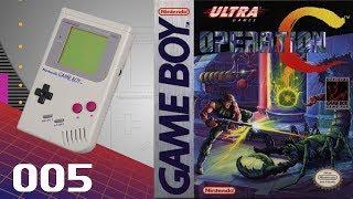 Operation C [005] Game Boy Longplay/Walkthrough/Playthrough (FULL GAME)