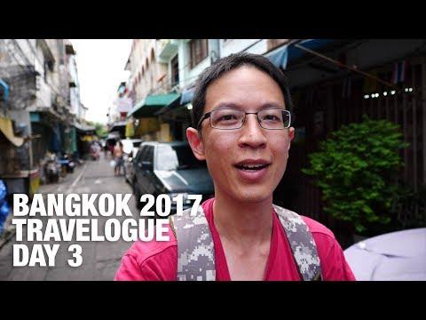Visiting Wat Pho | Bangkok 2017 Day 3