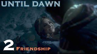Until Dawn - Let's Play Walkthrough Part 2 - Chapter 1 Friendship