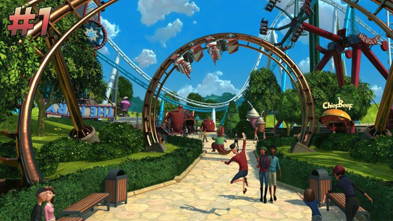 parc attraction ecologique