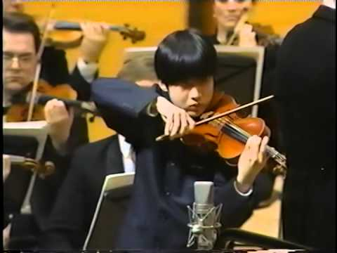 Daichi Nakamura (13-year-old) Bruch Violin Concerto No.1 op.26 - 1mov FINAL