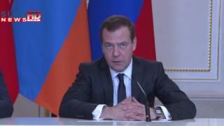 Slaq am ՀՀ և ՌԴ  վարչապետերը հանդես են եկել ԶԼՄ ներկայացուցիչների համար հայտարարությամբ
