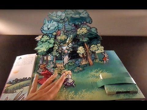 ~Приключения Алисы в стране чудес~ АСМР/Шепот/Тихая речь