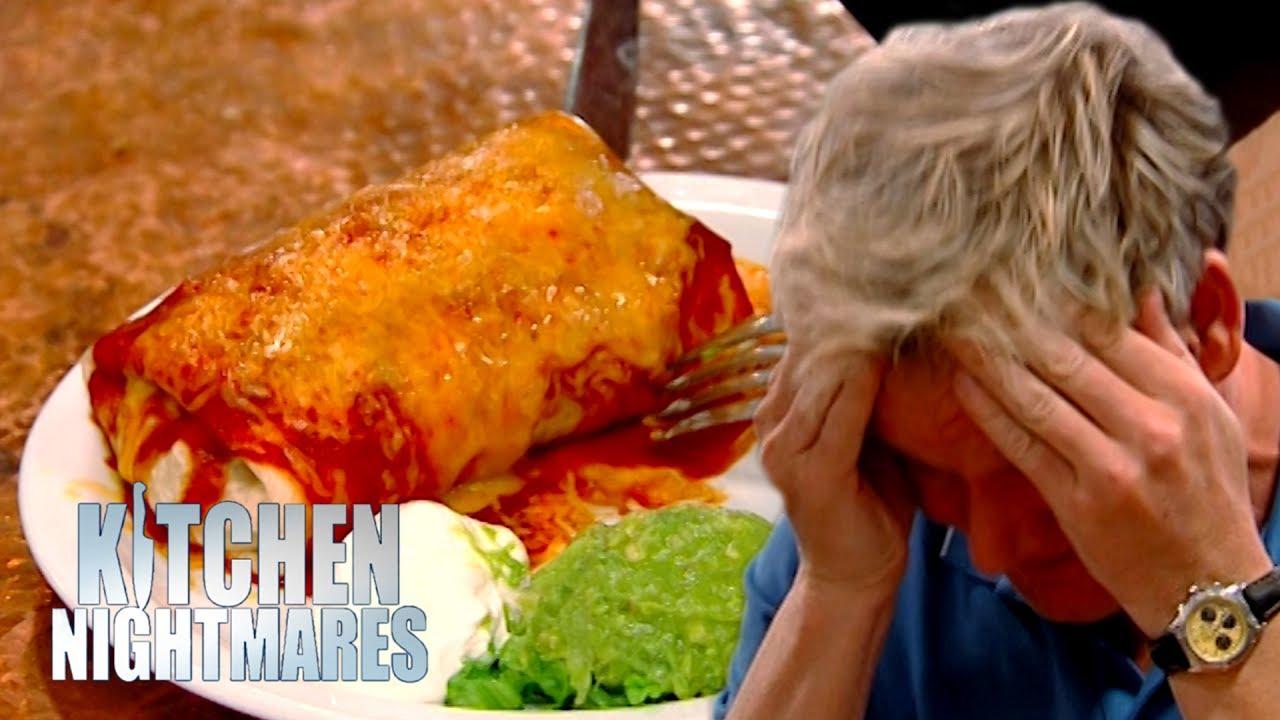 Honest Waiter Warns Ramsay of the Terrible Food | Kitchen ...