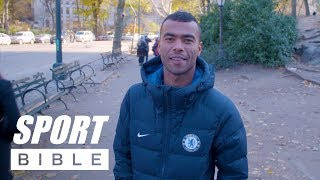 Chelsea FC's Ashley Cole Explains Why John Terry And Frank Lampard Would Still Be In His Dream Team