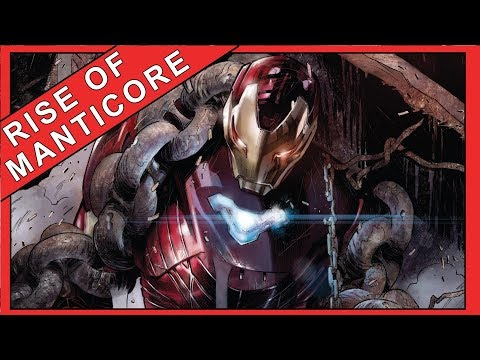 Rise Of Manticore | Tony Stark Iron Man #2