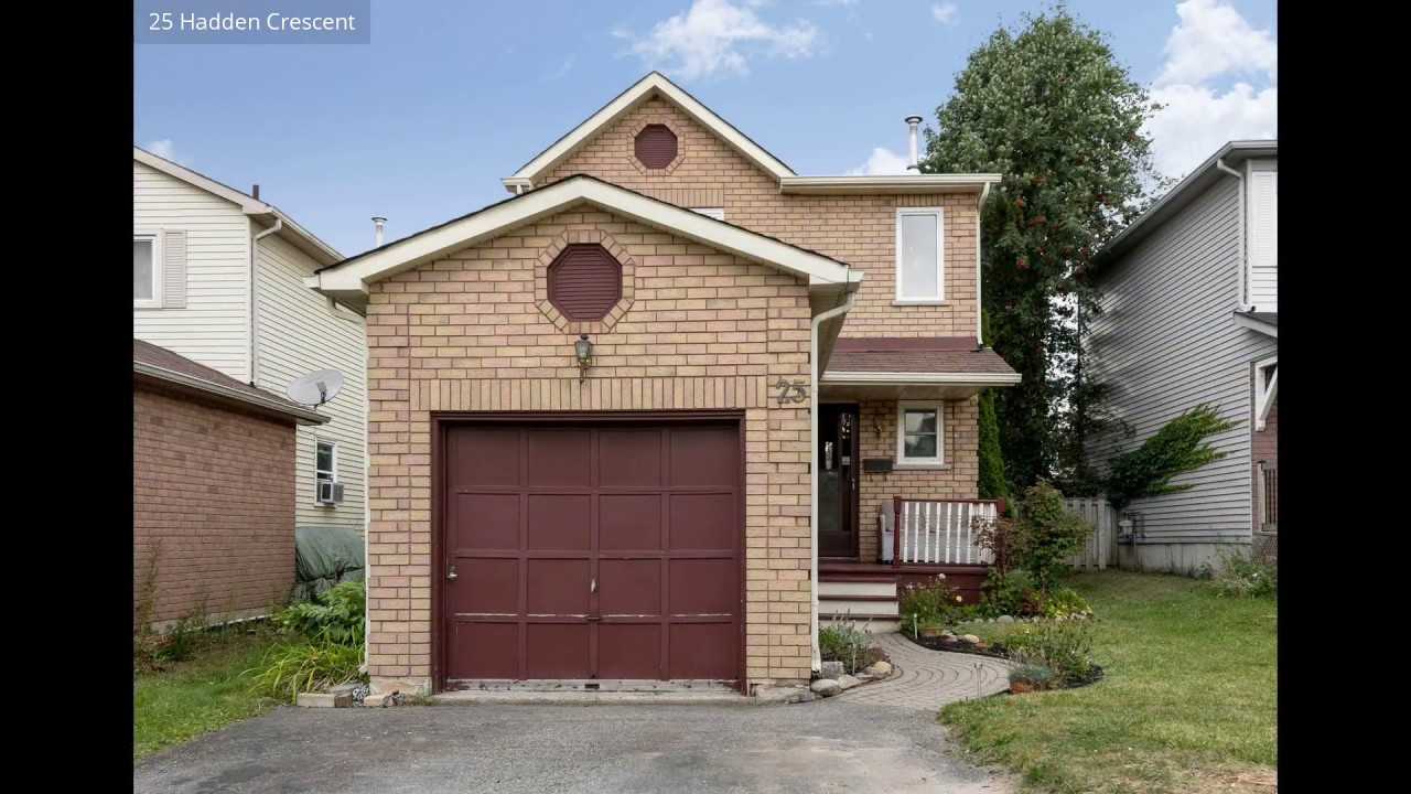 25 hadden crescent barrie on l4m 6g6 canada youtube 25 hadden crescent barrie on l4m 6g6 canada rubansaba