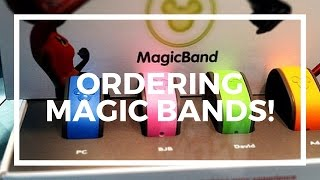 HOW TO ORDER MAGIC BANDS | MY MAGIC+WITH MY DISNEY EXPERIENCE