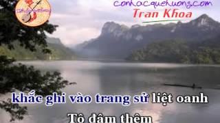 Xang xừ líu - Karaoke - Rainbow89