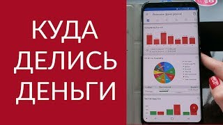 финансовый менеджер/ Cемейный бюджет / Приложение Bluecoins
