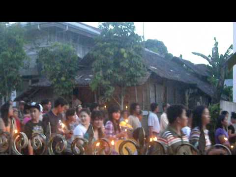 Good Friday Procession in Banga, Aklan on April 2011 pt. 4