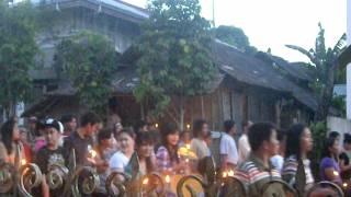 Good Friday Procession in Banga, Aklan on April 2011 pt. 4