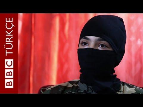 13 yaşındaki Suriyeli çocuk: IŞİD'e katılacağım - BBC TÜRKÇE