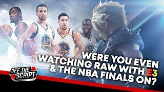 DID YOU WATCH RAW WITH E3 & THE NBA FINALS ON? | WWE Raw June 10, 2019 Full Show Review & Results