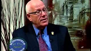 Senator Marleau on Bloomfield Community TV's