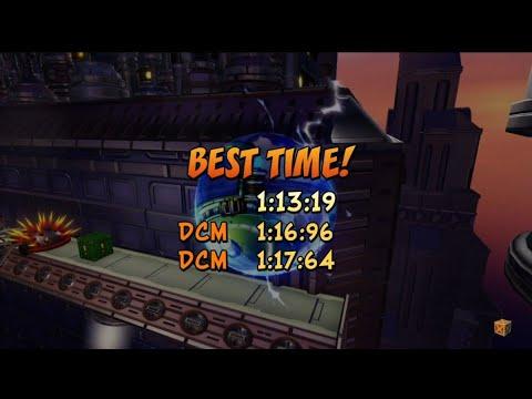 Crash Bandicoot 3 - N. Sane Trilogy - Future Frenzy (Platinum Relic)