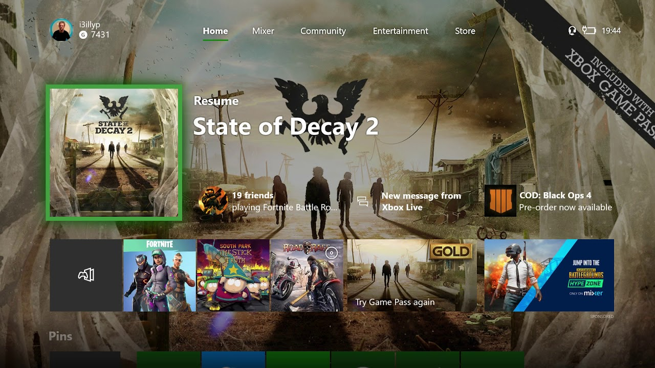 State of Decay 2 - My Game Won't Start - Bug Fix