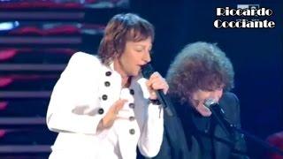Riccardo Cocciante e Gianna Nannini - Bella senz'anima (live)