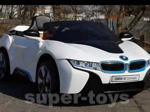 Najnowszy Samochod Na Akumulator Bmw I8 Je 168 Od Super Toys Pl
