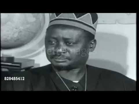 Jaramogi Oginga Odinga - Live Interview